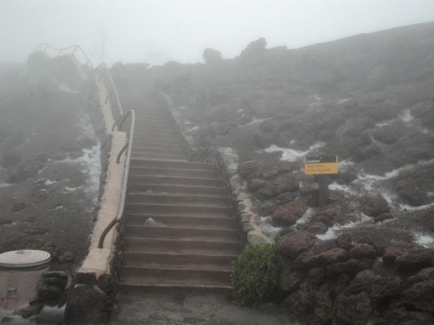 snow, hawaii, maui, haleakala crater, haleakala national park, vacation