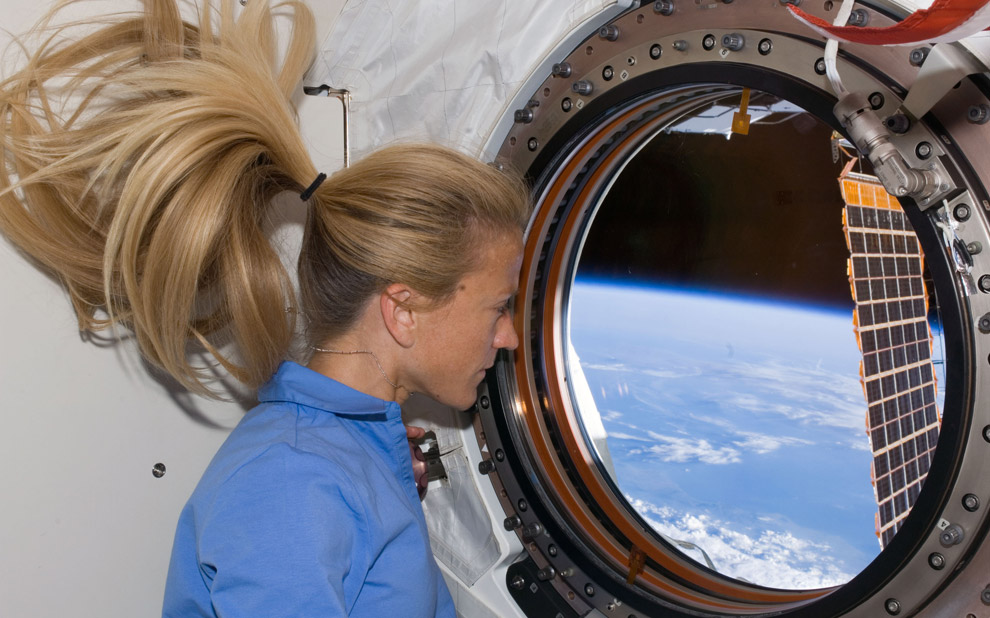 international space station, observation schedule