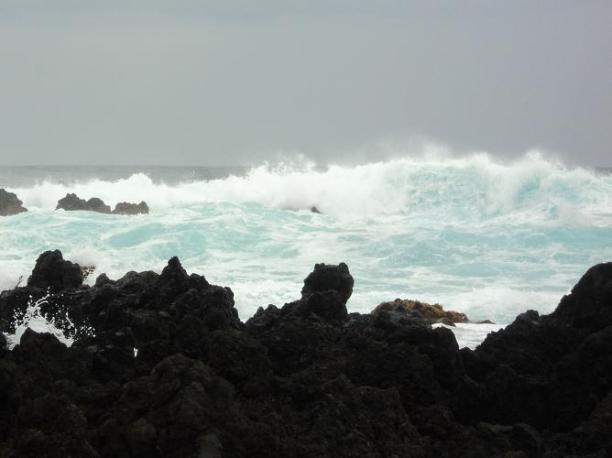Koki Beach, Hana, Maui