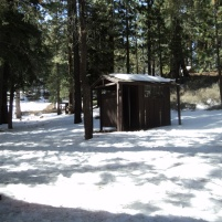 Little Jimmy Trail Camp, camp backpack, jimmy camp, camp ca, tent camp, little jimmy campground, Pacific Crest Trail, PCT, Little Jimmy Springs, snow, March