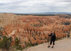Bryce Canyon National Park, accessibility, easy access, Bryce Point, hoodoo heaven, easy trail, awesome quick hike