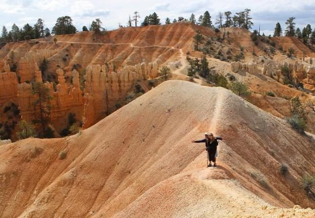 Bryce Canyon National Park, Farview Point, hoodoo heaven, easy trail, awesome quick hike