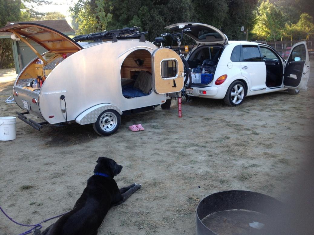 Willits, CA, KOA campground
