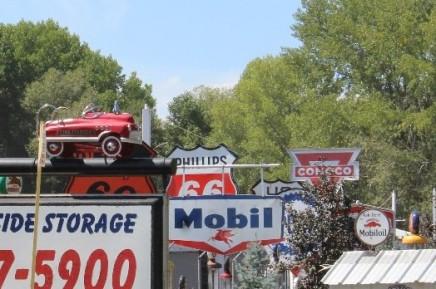 vintage gas pump, antique gas pump, AAA, Mobil, Phillips, Carter, Texaco, Sinclair, Gulf, vintage gas station signs, antique gas station signs