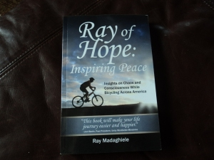 Ray of Hope, Inspiring Peace, Ray Madaghiele