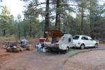 Grand Canyon Nationa Park, South Rim, Mather Campground