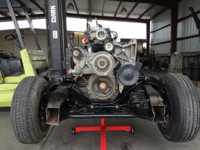 restore, rebuild, re-use, vintage Chevy 3100 truck, engine, chassis, redesign, teardrop trailer blog