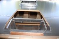 teardrop trailer air conditioning unit installation, camper air conditioning unit, a/c unit, building a teardrop trailer from scratch