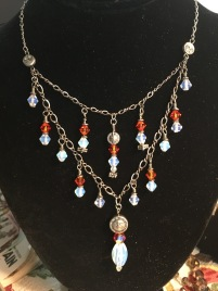 Sun and Moon Necklace1