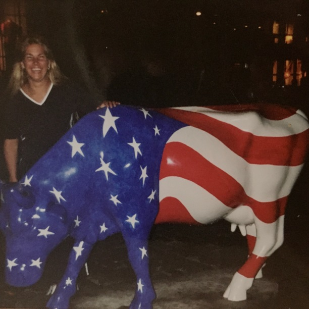 """""""Red, White and Moo?"""""""
